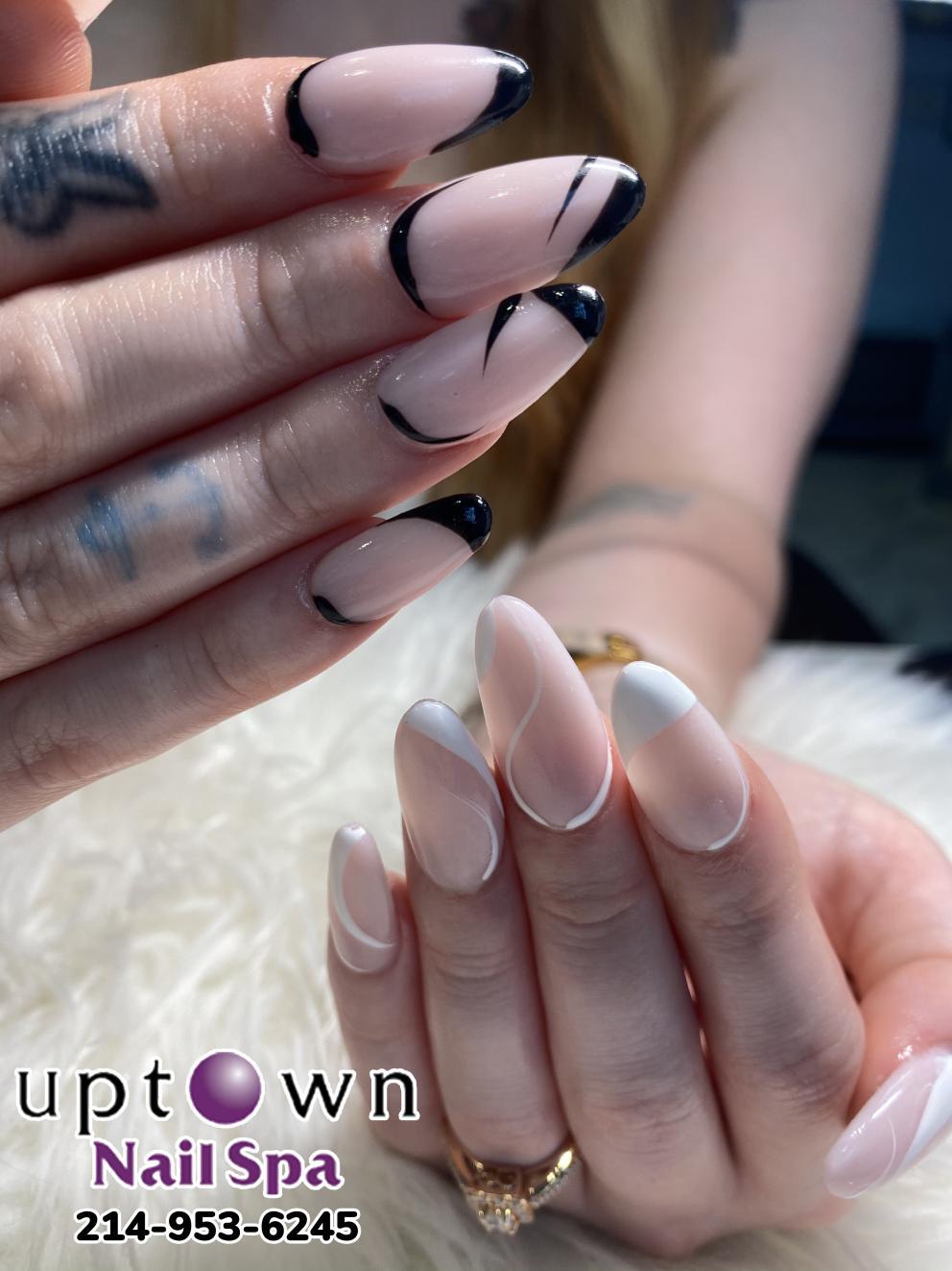 Uptown Nail Spa - Nail salon  DALLAS, TX 75204